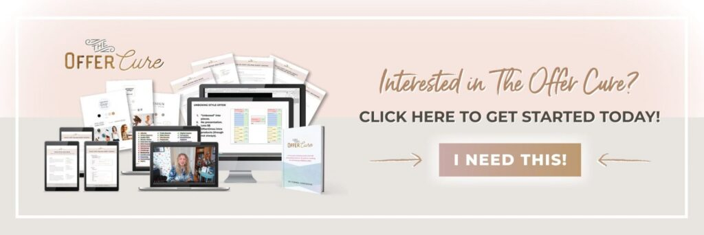 Interested in The Offer Cure. Click to get started