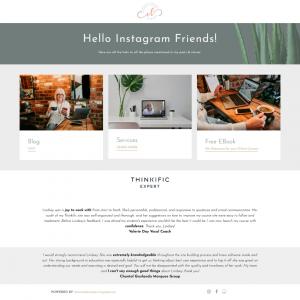 Hello Instagram Friends Mini Hub